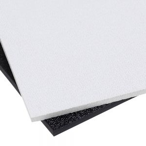 ABS Plastic Sheet - White ABS Sheet & Black ABS Sheet